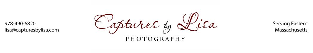 Captures by Lisa logo