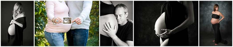 Pregnancy portraits in studio or on location in Massachusetts